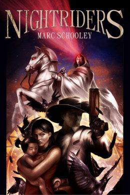 Nightriders Book Cover