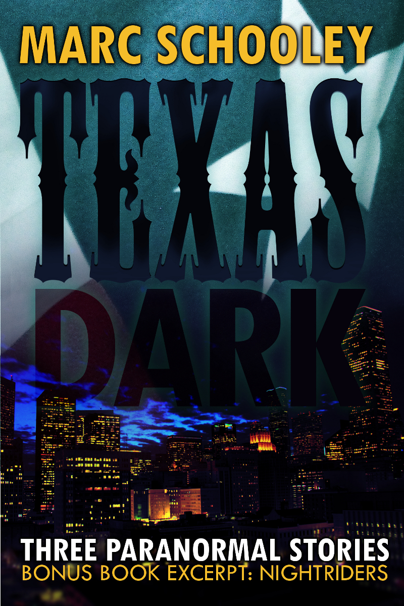 Texas Dark Book Cover